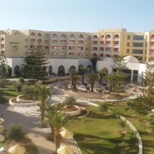 hotel riu imperial marhaba***** port el kantaoui