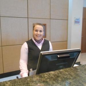 hotel crowne plaza aeroport bruxelles chloe reception