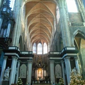 Cathedrale Saint Bavon