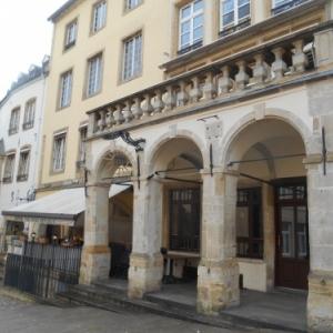 la plus ancienne maison de la ville
