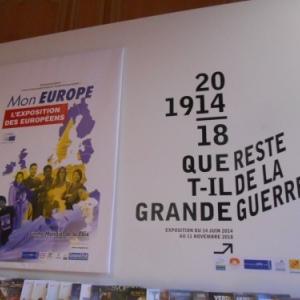 exposition centre mondial de la paix verdun