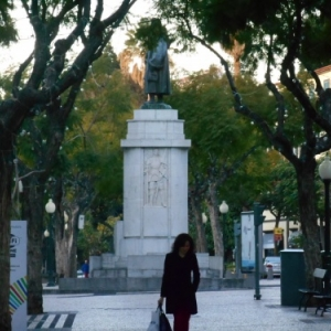 statue zarco funchal