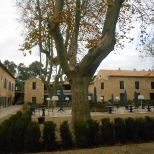 domaine de manville - baux de provence