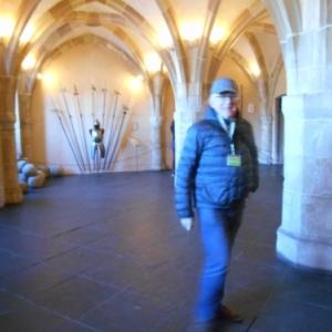 chateau de vianden - guide hubert schaul