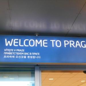 bienvenue a prague
