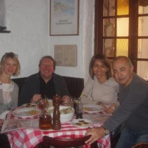 N4 Reunion gastronomique chez Henri de l'Escalinada - Vieux Nice