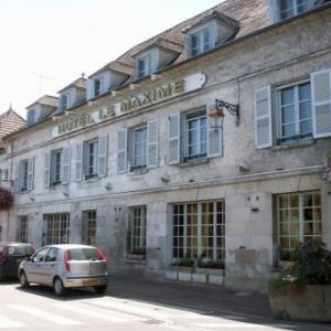 Hôtel Maxime à Auxerre