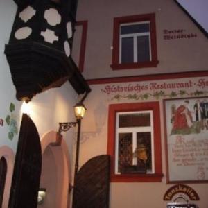 Bernkastel-Kues - restaurant Doktor Wein