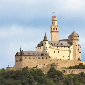 chateau de marksburg - braubach - copyright deutsche burgenvereinnigung e.V. Marksburg