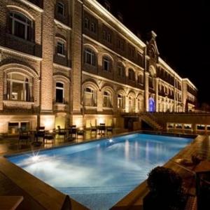 hotel verviers - piscine