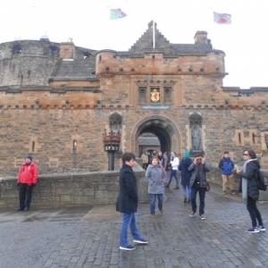chateau edimbourg