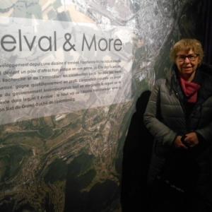 Belval - Antoinette Lorang - chargee de mission