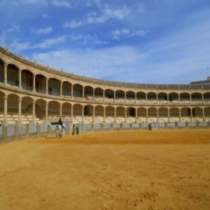 plaza de toros - les arenes