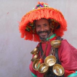 marrakech - porteur d eau