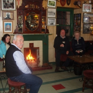 kinsale tap tavern - mary and brian