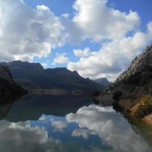 lac - serra tramuntana -nord