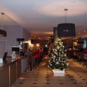hotel verviers **** reception