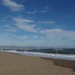 torremolinos - plage