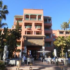 hotel la mamounia