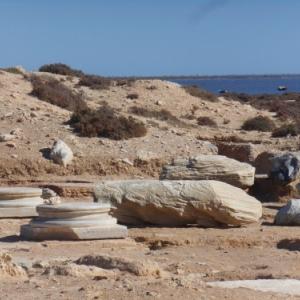 site archeologique meninx