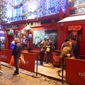 Dublin - quartier des pubs