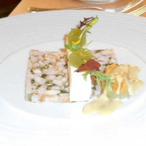 francouzska  restaurace