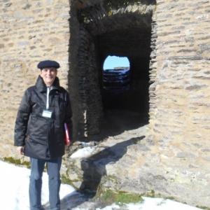 chateau de bourscheid - guide Jean Weber