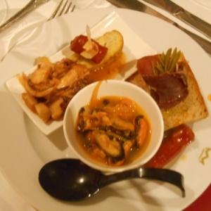 playa de palma - hotel riu bravo - restaurant ole