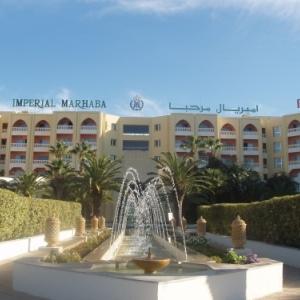 hotel riu imperial marhaba - port el kantaoui*****