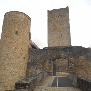 chateau de useldange