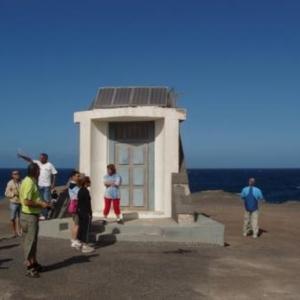 parque naural jandia - le plus petit phare d europe