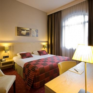 hotel verviers - chambre