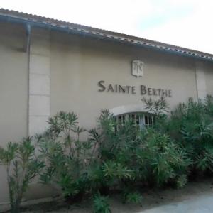 sainte berthe  - baux de provence