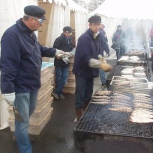boulogne sur mer fete du hareng