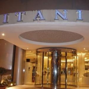 hotel titania athenes