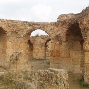 carthage - thermes empereur antonin