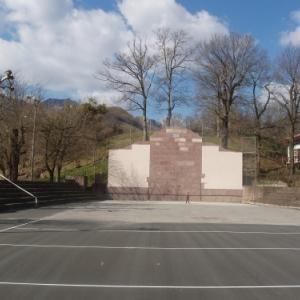 terrain de pelote basque