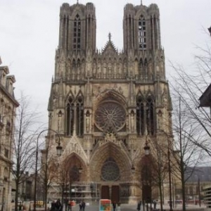 reims - cathedrale