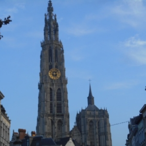 anvers - cathedrale