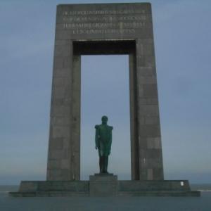 statue leopold ier