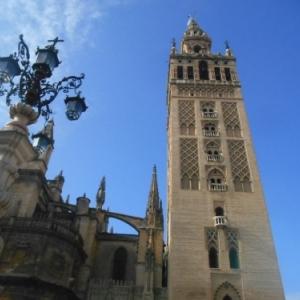 Sevilla cathedrale - la giralda