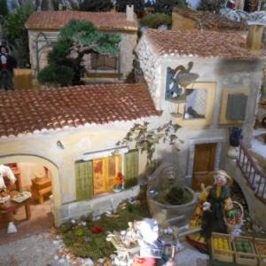 aubagne - village des santons