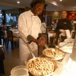 riu bravo - marcos chef second