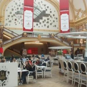 salle des fetes - galerie commerciale - interieur