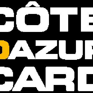 La Cote D'azur Card en vente au Spa des Delices