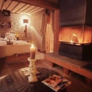Chambre suite romantique
