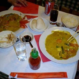 snack, restaurant, Lotus ,Vert, vietnam, japon, Bruxelles,