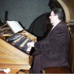 A l'orgue de Clervaux
