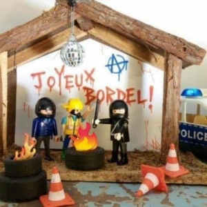 Sans paroles... Joyeux Noel...