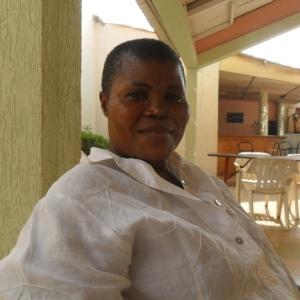 Belgique au Togo. Sena, la patronne